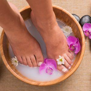 botanical foot soak